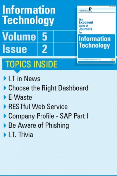 Information Technology – Volume 5 – Issue 2
