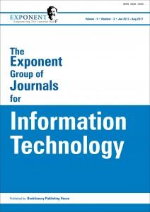 Volume V - Number 3 - IT Journal Cover