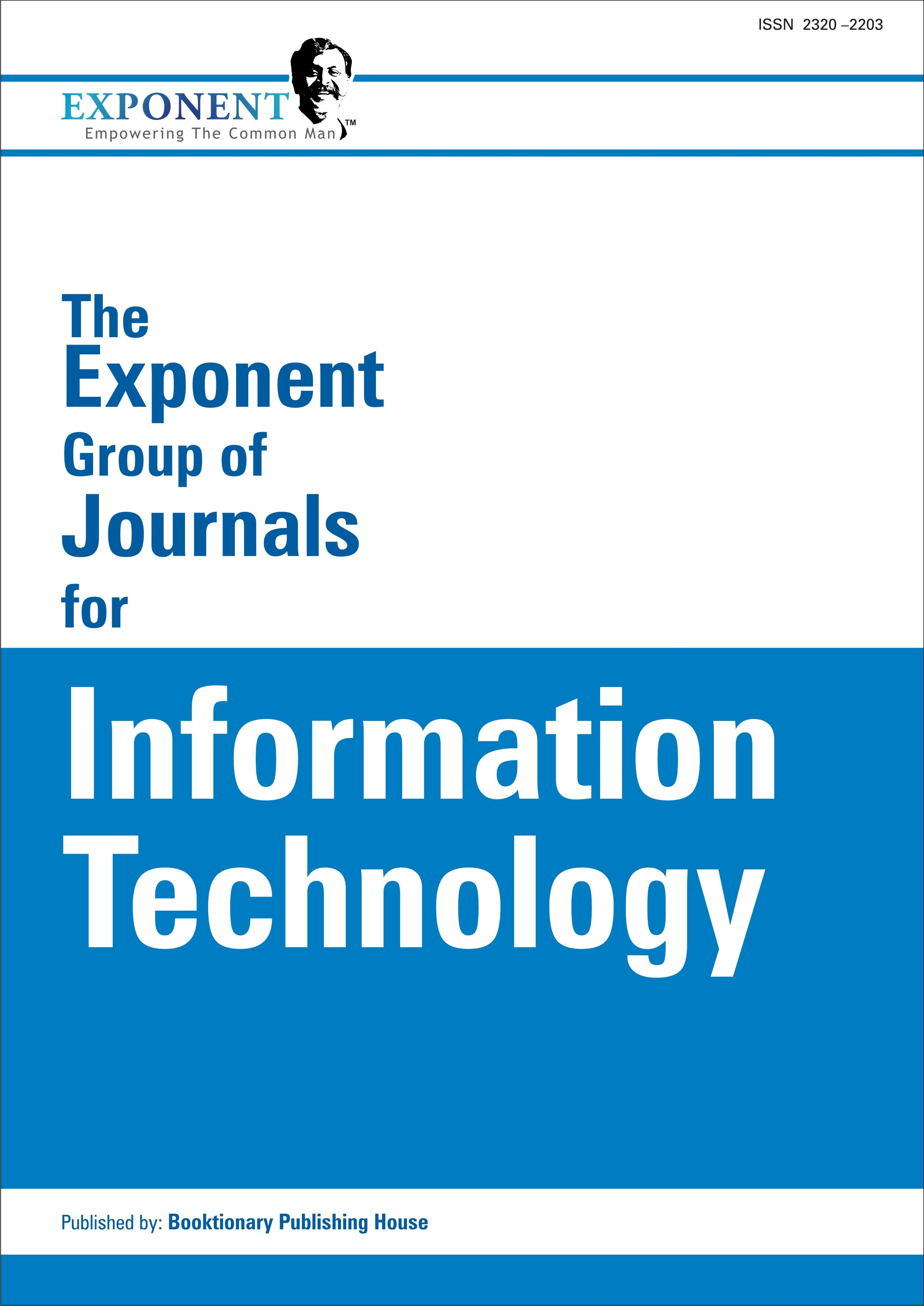 Volume V - Number 4 - IT Journal Cover